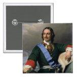 Peter I el gran 1838 Pin