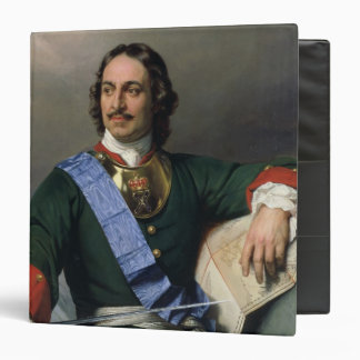 Peter I the Great  1838 3 Ring Binder