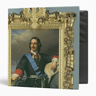 Peter I the Great 1838 3 Ring Binders