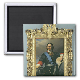 Peter I the Great  1838 Magnet