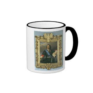 Peter I the Great 1838 Coffee Mug