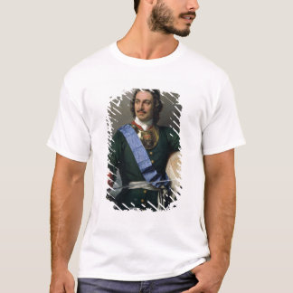 Peter I the Great  1838 T-Shirt