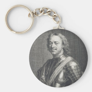 Peter I  the Great Keychain