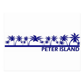 Peter Island, British Virgin Islands Postcard