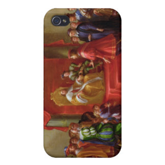 Peter IV, King of Aragon iPhone 4 Covers