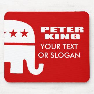 PETER KING FOR SENATE MOUSEPAD