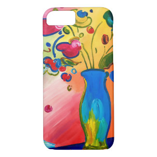 Peter Max inspired iPhone 7 Case