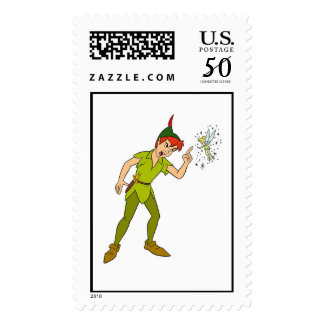 Peter Pan and Tinkerbell Disney Postage