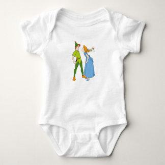 Peter Pan and Wendy Disney Baby Bodysuit