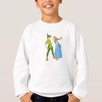 Peter Pan and Wendy Disney Sweatshirt
