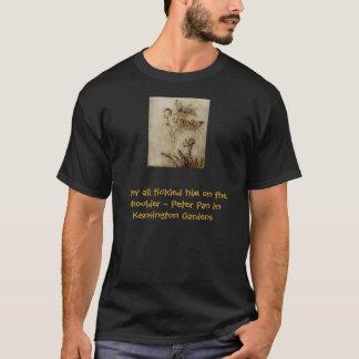 Peter Pan Arthur Rackham Illustration T-Shirt