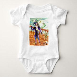 Peter Pan Baby Bodysuit