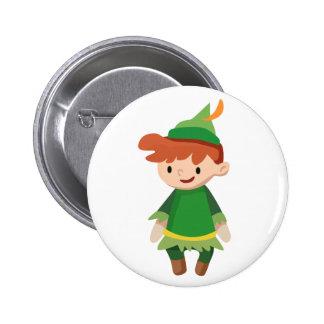Peter Pan Botón