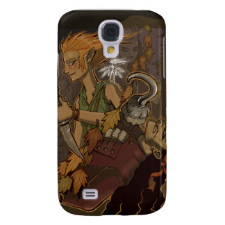 peter pan samsung galaxy s4 cover
