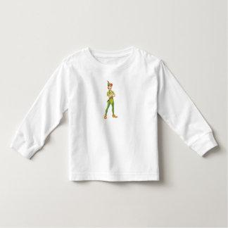 Peter Pan Disney Playera De Bebé