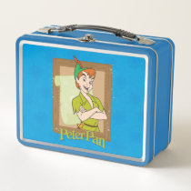 Peter Pan - Frame Metal Lunch Box