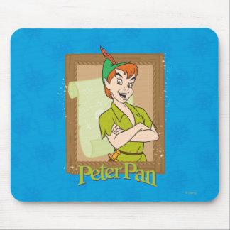 Peter Pan - Frame Mouse Pad