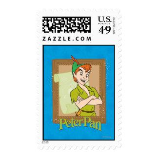 Peter Pan - Frame Stamps