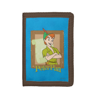 Peter Pan - Frame Trifold Wallet