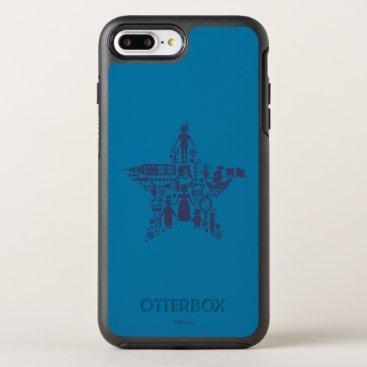 Disney Themed Peter Pan & Friends Star OtterBox Symmetry iPhone 7 Plus Case