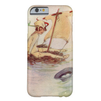 Peter Pan original book painting Barely There iPhone 6 Case