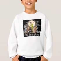 Peter Pan Peter Pan and the Lost Boys Disney Sweatshirt