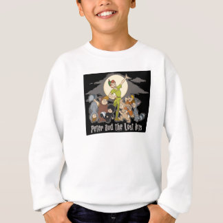 Peter Pan Peter Pan and the Lost Boys Disney Sweatshirt