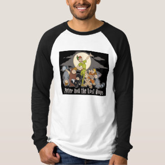 Peter Pan Peter Pan and the Lost Boys Disney T-Shirt
