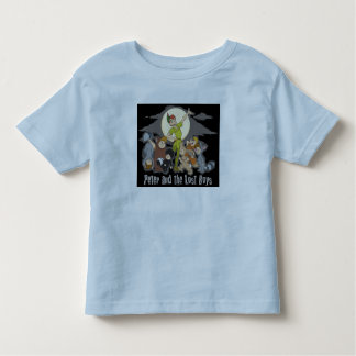 Peter Pan Peter Pan and the Lost Boys Disney Toddler T-shirt