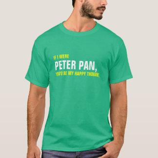 Peter Pan Playera