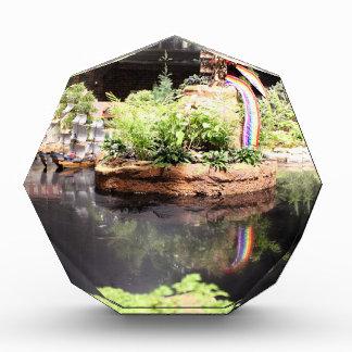 Peter Pan Pond Acrylic Award