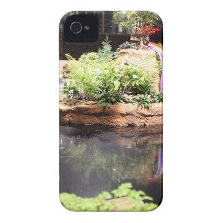 Peter Pan Pond iPhone 4 Case-Mate Case