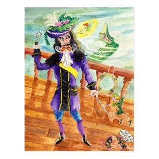 Peter Pan Postcard