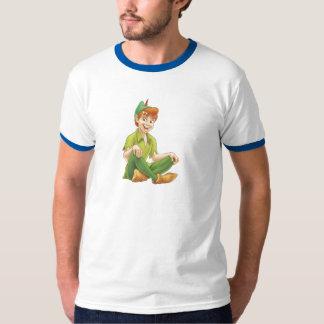 Peter Pan que se sienta Disney Playera
