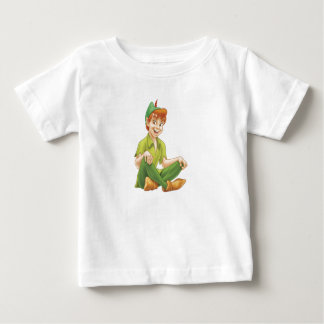 Peter Pan que se sienta Disney Polera