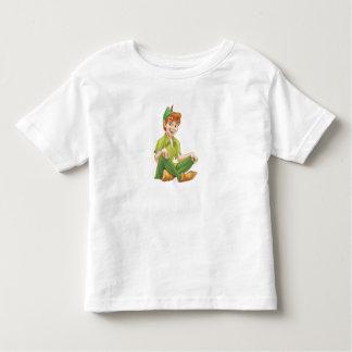 Peter Pan que se sienta Disney Remeras