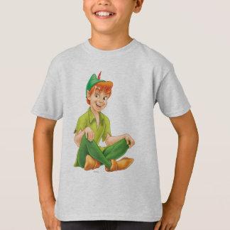 Peter Pan que se sienta Playera