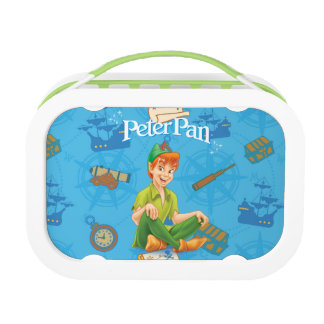 Peter Pan Sitting Down Yubo Lunchboxes