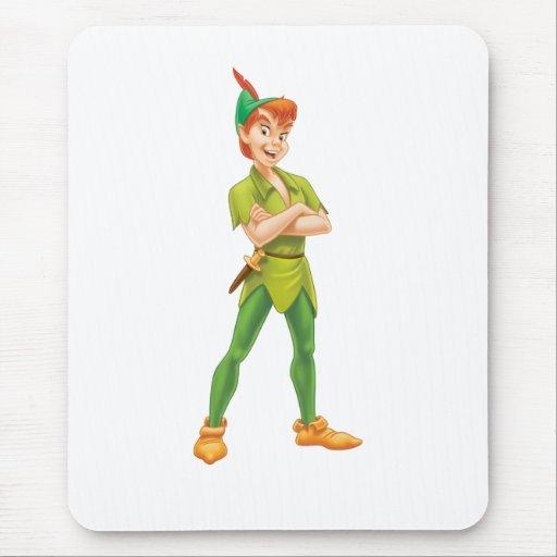Peter Pan Tapete De Raton