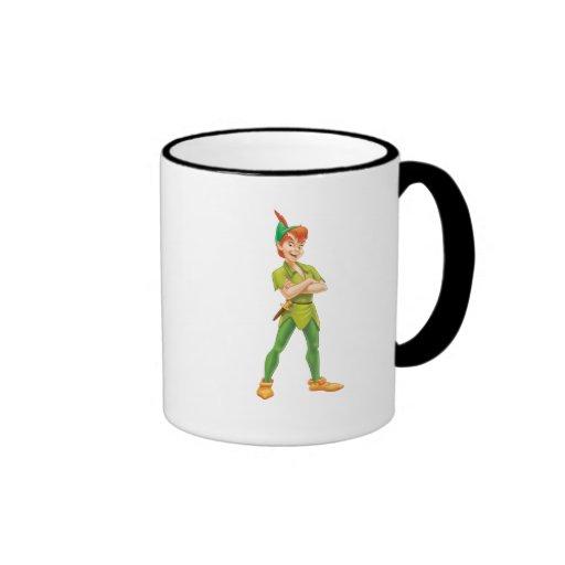 Peter Pan Taza De Dos Colores