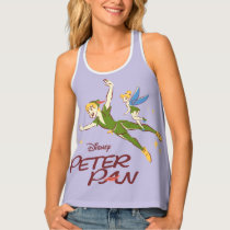 Peter Pan & Tinkerbell Tank Top