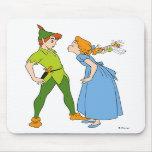 Peter Pan y Wendy Disney Alfombrillas De Raton