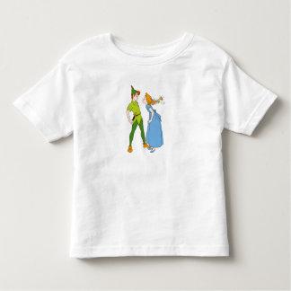Peter Pan y Wendy Disney Playera De Bebé