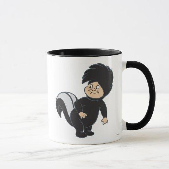 Peter Pan's Lost Boy Skunk Disney Mug
