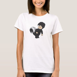 Peter Pan's Lost Boy Skunk Disney T-Shirt