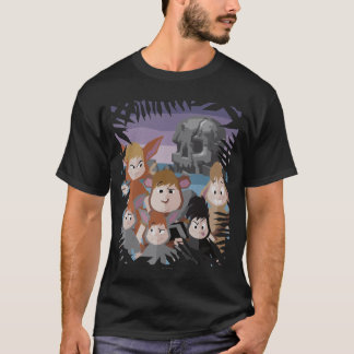 Peter Pan's Lost Boys At Skull Rock T-Shirt