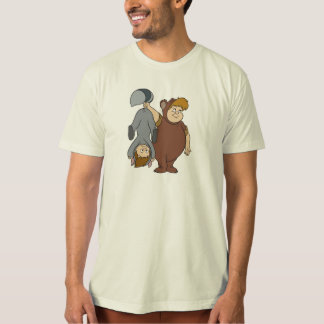 Peter Pan's Lost Boys -- Big Bear and Raccoon Shirt