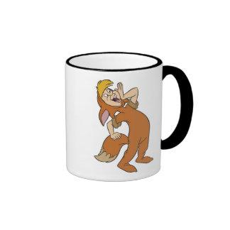 Peter Pan's Slightly Disney Ringer Mug