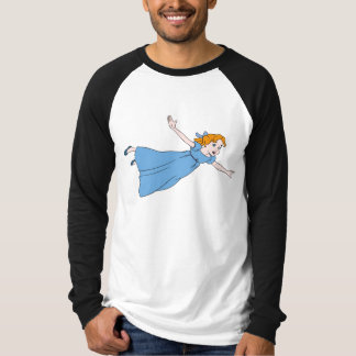 Peter Pan's Wendy Flying Disney T-Shirt