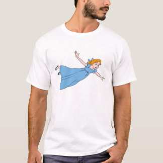 Peter Pan's Wendy Flying Disney T-Shirt